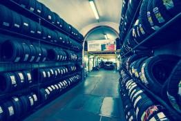 Esquilino Gomme Vendita e assistenza pneumatici a Roma